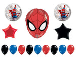 Ultimate Spider-Man Action Birthday Balloons 14pc