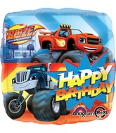 Blaze and the Monster Machines Birthday Balloon