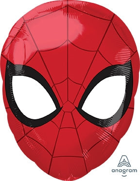 Spider-Man Ultimate Head Shape Balloon