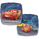 Disney Cars Lightning McQueen In Action Birthday Balloon