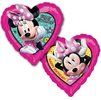 Minnie Happy Helpers Happy Birthday Balloon