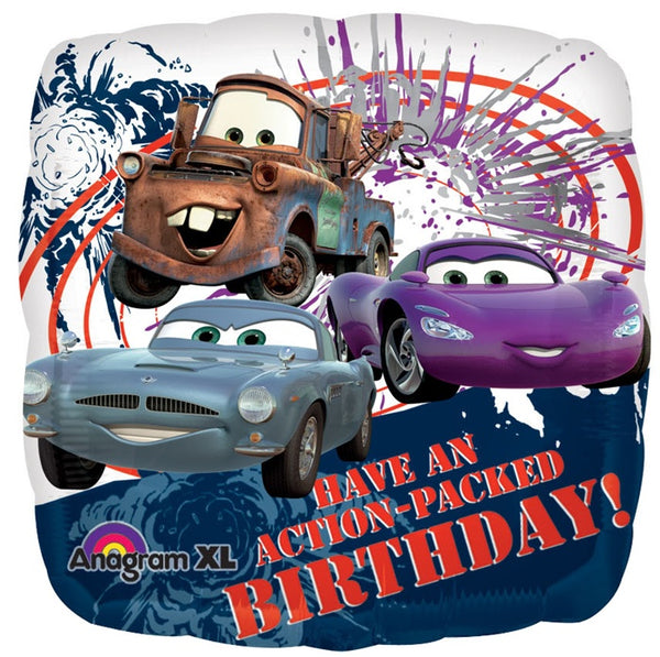 Disney Cars Movie 2 Balloon