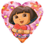 Dora the Explorer Heart Shape Balloon