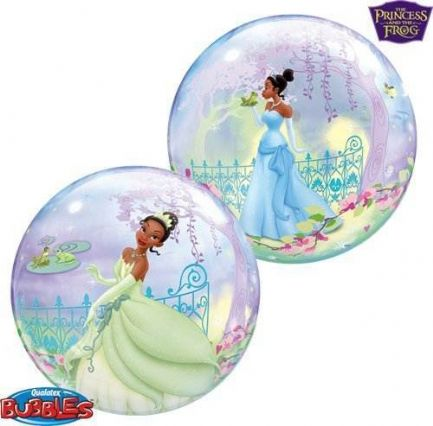 The Princess and the Frog Bubble Balloon