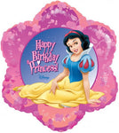 Princess Snow White Birthday Balloon