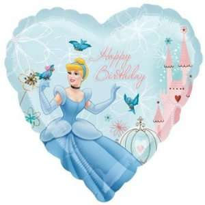 Disney Princess Cinderella Birthday Balloon