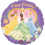 Disney Princess Birthday Foil Balloon