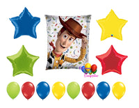 Woody Party Balloons Toy Story 4