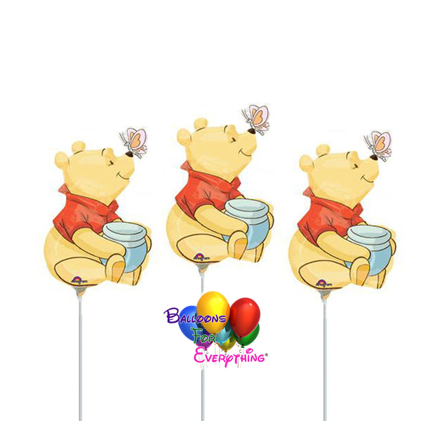 Winnie the Pooh Air Fill Party Balloons
