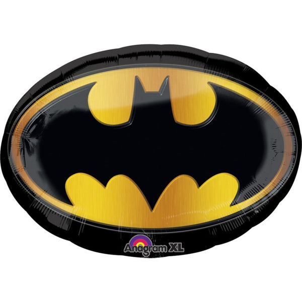 "27"" Batman Emblem Foil Balloon"
