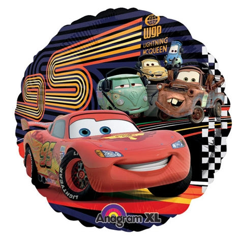 Disney Cars Lightning McQueen Balloon
