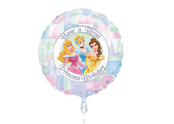 Disney Royal Princess Celebration Balloon