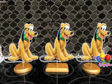 Disney Pluto Party Centerpieces