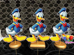 Disney Donald Duck Party Centerpieces