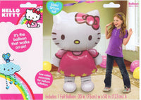 "Sanrio Hello Kitty 50"" Airwalker Birthday Balloon"