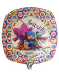 Pocoyo and Friends Birthday See Thru Balloon