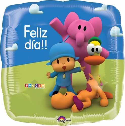 Pocoyo and Friends Balloon