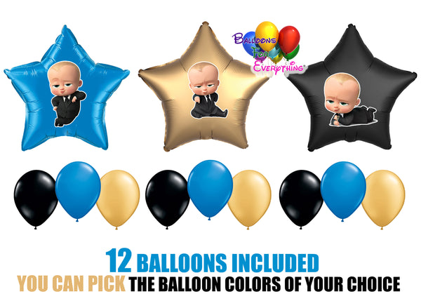 The Boss baby Party Balloon Deluxe
