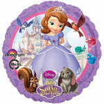 Princess Sofia The First Foil Balloon