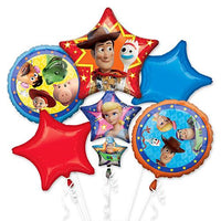 Toy Story 4 Movie Balloon Bouquet