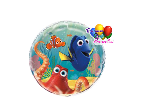 Finding Dory Character Balloon