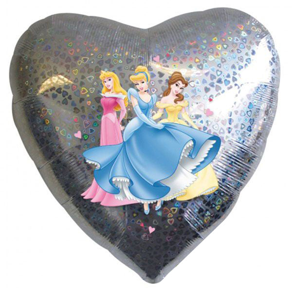Disney Princess Holographic Balloon