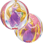Rapunzel Balloon See Thru Orbz Princess Tangled