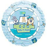 Baby Looney Tunes Baby On Board Balloon