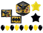 Batman LEGO Birthday Party Balloons 13pc