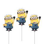 "14"" Despicable Me Minions Birthday Balloons"