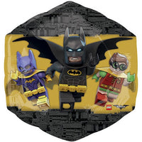 Batman LEGO Birthday Balloon
