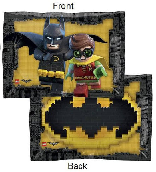 Batman LEGO Birthday Party Balloon