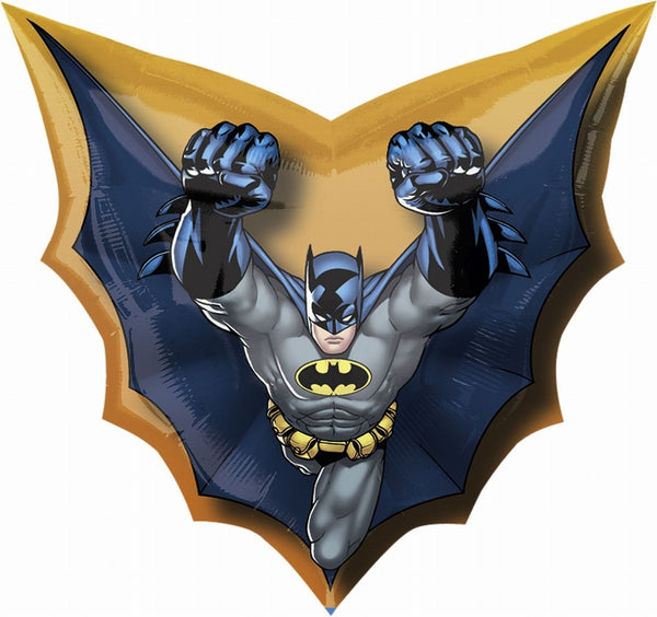 Batman Cape Birthday Balloon