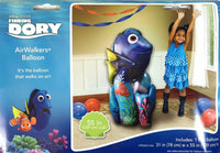 "Disney Finding Dory 55"" Airwalker Birthday Balloon"