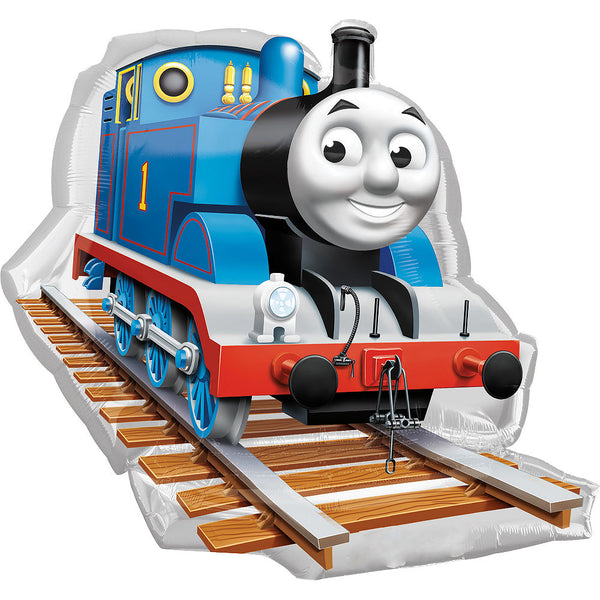 Thomas the Tank Engine Birthday Balloon
