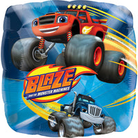 Blaze and the Monster Machines Party Balloon