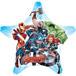 Giant Avengers Star Shape Balloon