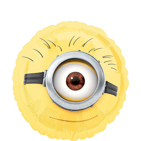 Despicable Me Minion Double Sided Balloon