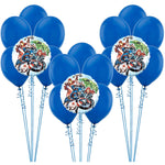 Avengers Birthday Balloons 18pc