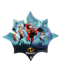 Giant The Incredibles 2 Balloon