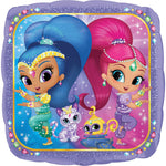 Shimmer and Shine Balloon
