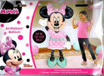 "New Minnie Mouse 54"" Airwalker Balloon"