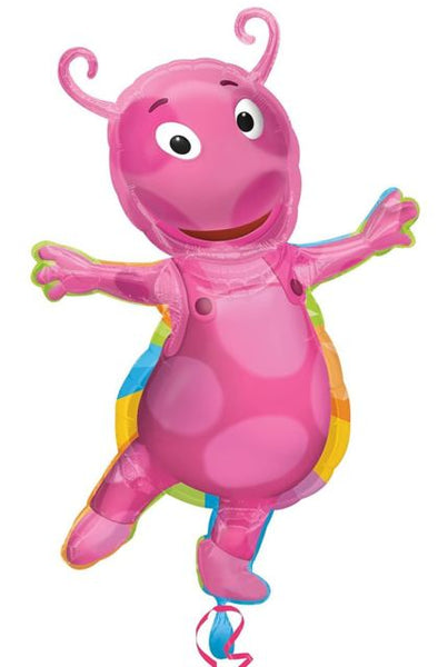 "34"" Backyardigans Uniqua Birthday Balloon"