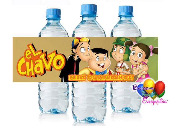 el chavo kiko la chilindrina birthday supplies