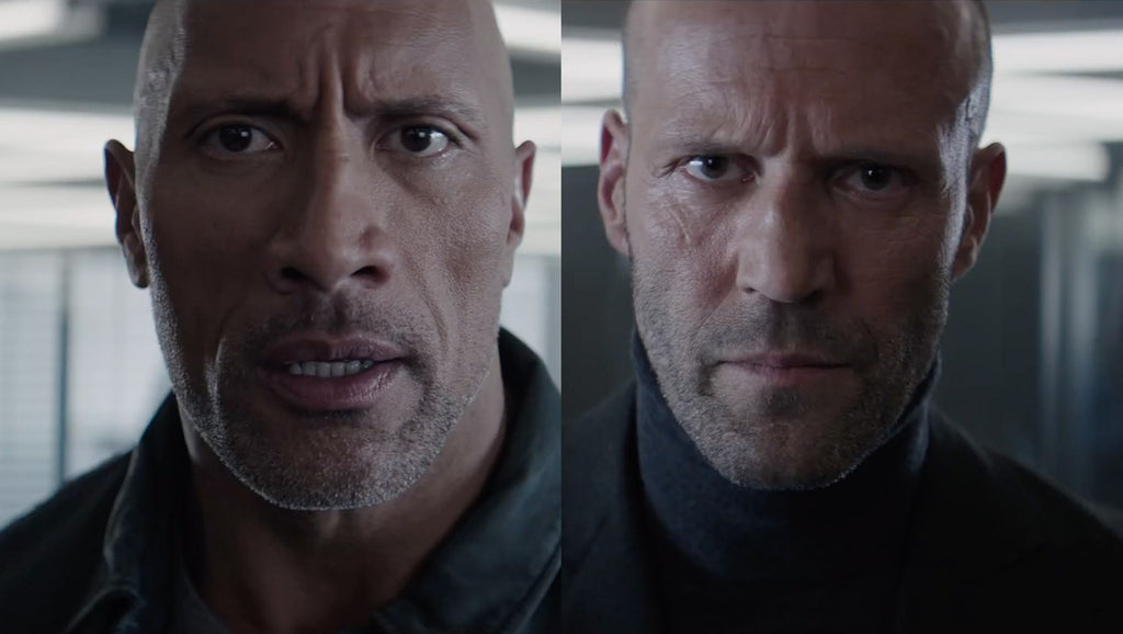 The First Fast & Furious Universe Trailer - Hobbs & Shaw