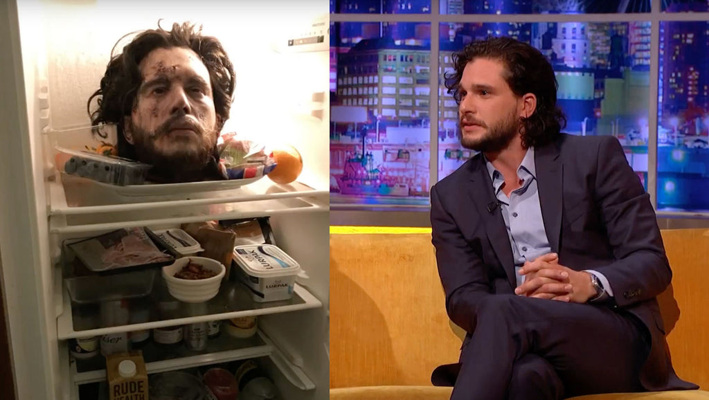 Kit Harington's Epic April Fools Prank On Rose Leslie