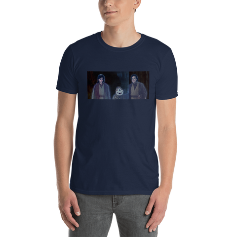 Full House and Star Wars Mashup Unisex T-Shirt