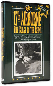 17th Airborne: The Bulge to the Rhine