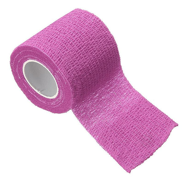 Multi-size Self Adhesive Elastic Bandage, colorful,  Sport Tape,  Elastoplast,  Emergency Muscle Tape,  First Aid, Use For Knee Support, @ The Jazzi Spot Boutique!