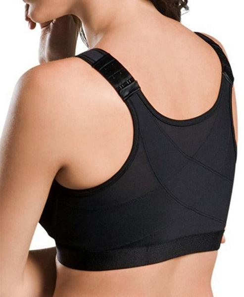 Posture Corrector,  Lift Up Bra,  Women Shockproof Support,  Fitness Vest Bras,  Cross Back Plus Size, Breathable Underwear Corset Bra Here @ The Jazzi Spot Boutique!